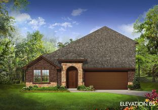 Redbud II - Eagle Glen: Alvarado, Texas - Bloomfield Homes
