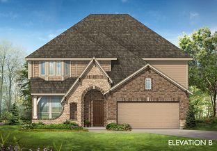 Wisteria - Woodcreek: Rockwall, Texas - Bloomfield Homes