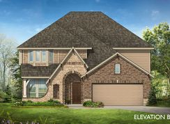 Wisteria - Country Lakes: Denton, Texas - Bloomfield Homes