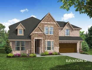 Bellflower - Grand Heritage: Lavon, Texas - Bloomfield Homes