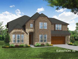 Bellflower - Oak Hill Ranch: Cross Roads, Texas - Bloomfield Homes