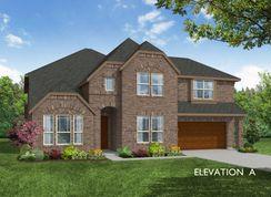 Bellflower - Fox Hollow: Forney, Texas - Bloomfield Homes