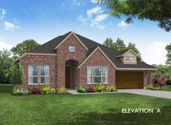 Caraway - Timberbrook: Justin, Texas - Bloomfield Homes