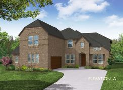 Spring Cress - Somerset: Mansfield, Texas - Bloomfield Homes