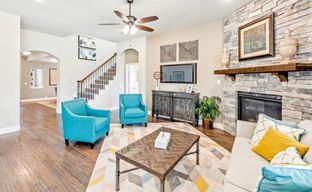 Emerald Vista by Bloomfield Homes in Dallas Texas