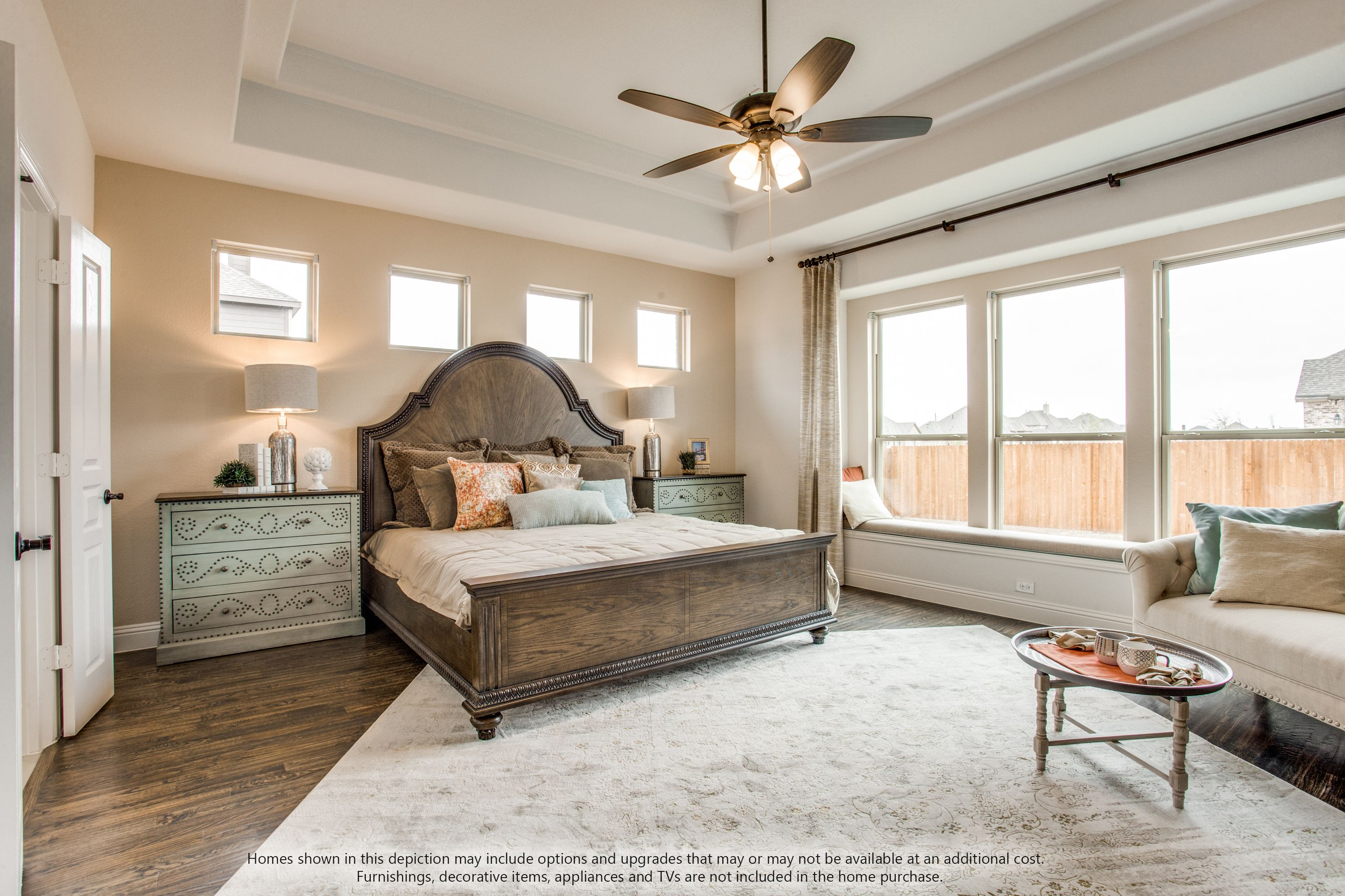 Bedroom featured in the Primrose IV By Bloomfield Homes in Fort Worth, TX