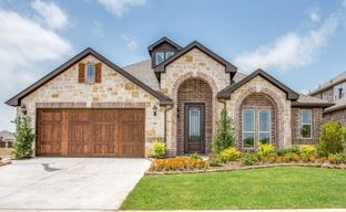 Parks at Panchasarp Farms by Bloomfield Homes in Fort Worth Texas