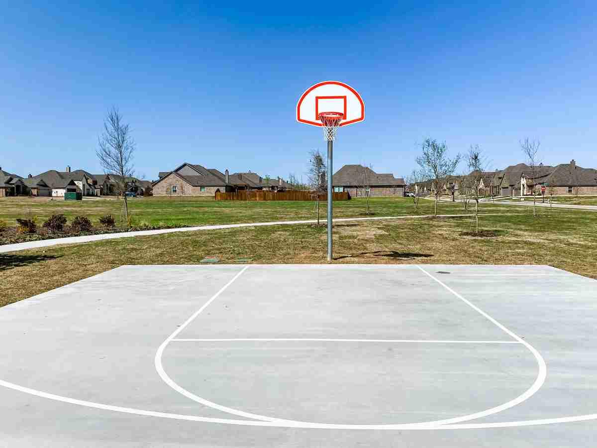North Grove Basketball Court