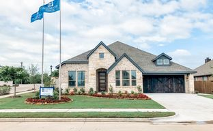 Dove Chase by Bloomfield Homes in Fort Worth Texas