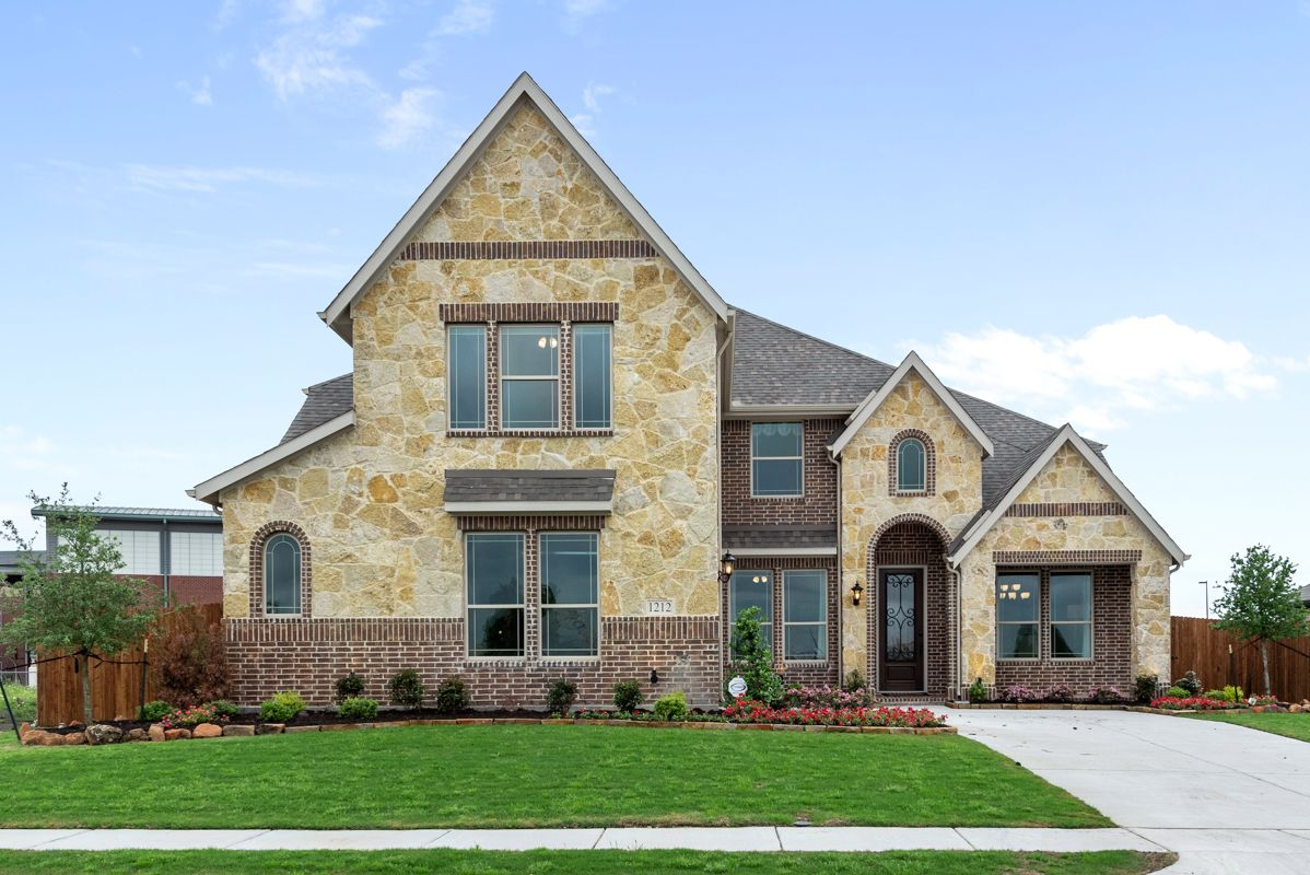 'Fox Hollow' by Bloomfield Homes  in Dallas