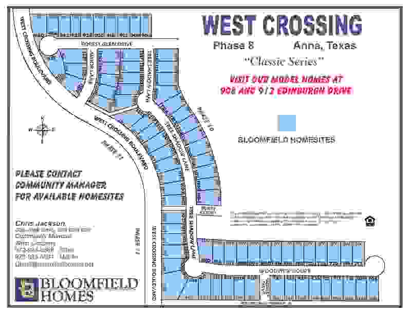 West Crossing Phase 8