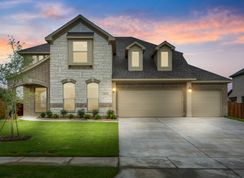 Magnolia II - Hagan Hill: Mesquite, Texas - Bloomfield Homes