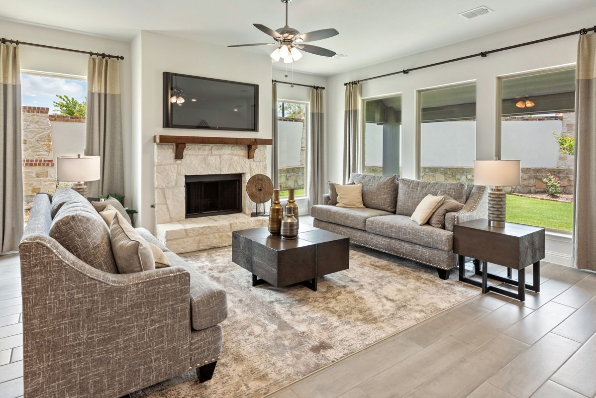 'Dove Chase' by Bloomfield Homes  in Fort Worth