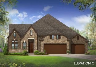 Primrose FE - Triple Diamond Ranch: Mansfield, Texas - Bloomfield Homes