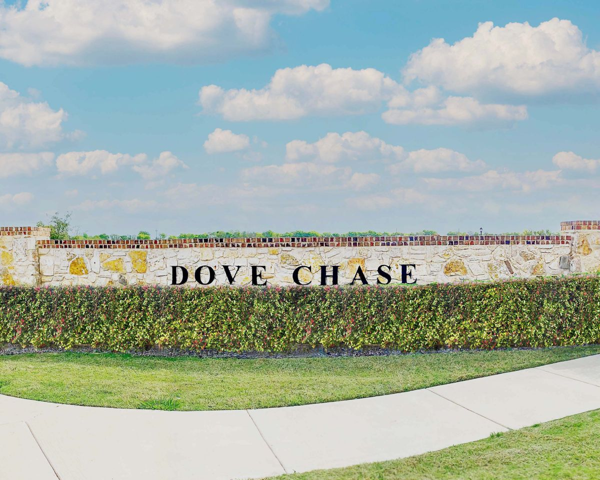 Dove Chase Entrance