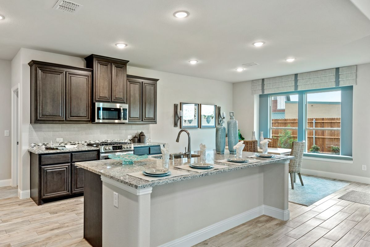 'Clairmont Estates' by Bloomfield Homes  in Dallas