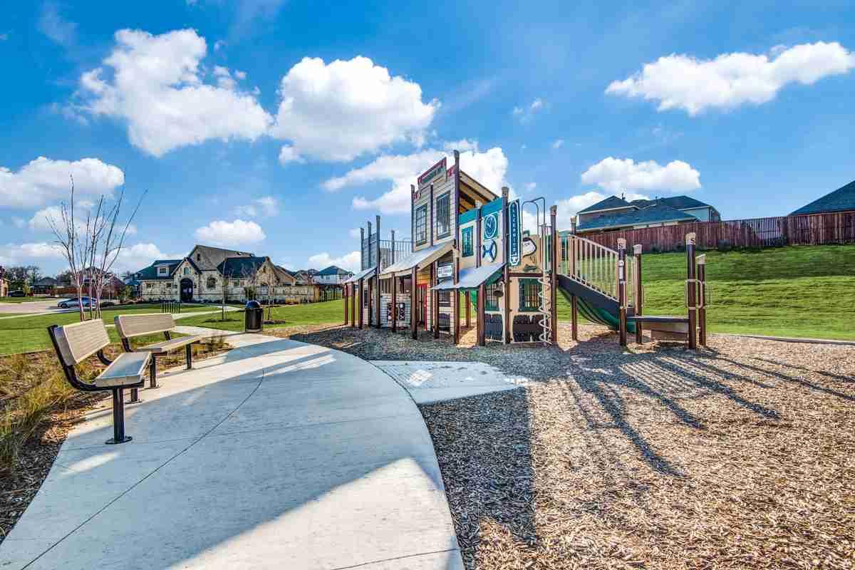 Timberbrook Playground