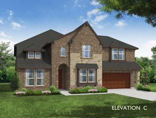 Bellflower - Hayes Crossing: Midlothian, Texas - Bloomfield Homes
