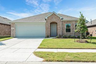 Redbud - Eagle Glen: Alvarado, Texas - Bloomfield Homes