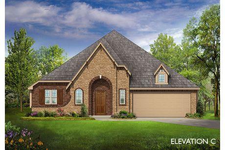 Hawthorne II-Design-at-Lakeway Estates-in-Grand Prairie