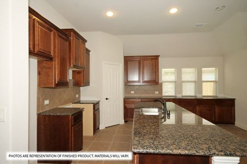 Kitchen-in-Bluebonnet-at-West Crossing-in-Anna