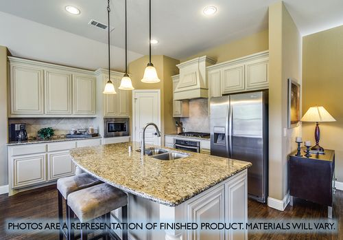 Kitchen-in-Carolina-at-Hutson Oaks-in-Fort Worth