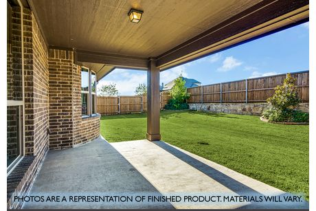 Patio-in-Carolina-at-Union Park-in-Little Elm