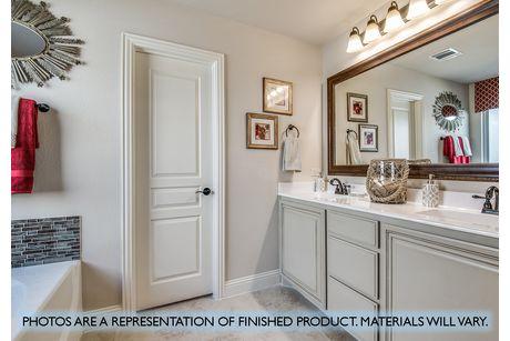 Bathroom-in-Carolina II-at-Plantation & Oak Valley-in-Burleson