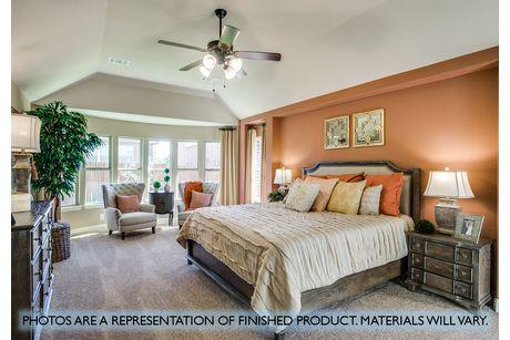 Bedroom-in-Carolina III-at-Plantation & Oak Valley-in-Burleson