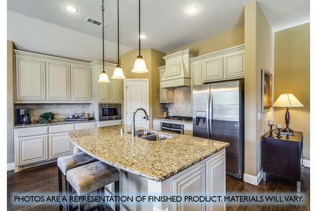 Kitchen-in-Carolina IV-at-Star Ranch-in-Godley