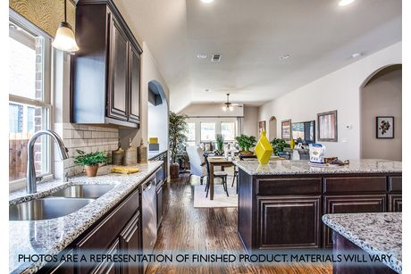 Kitchen-in-Cypress-at-Stone River-in-Royse City