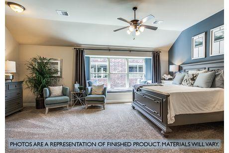 Bedroom-in-Cypress II-at-Plantation & Oak Valley-in-Burleson