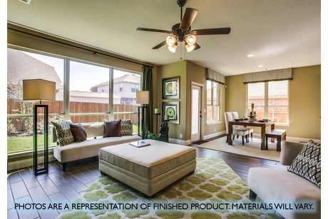 Bedroom-in-Dewberry-at-Plantation & Oak Valley-in-Burleson