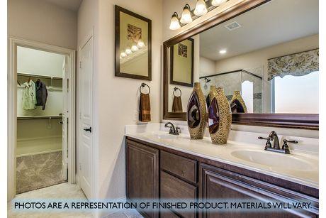 Bathroom-in-Dewberry-at-Plantation & Oak Valley-in-Burleson