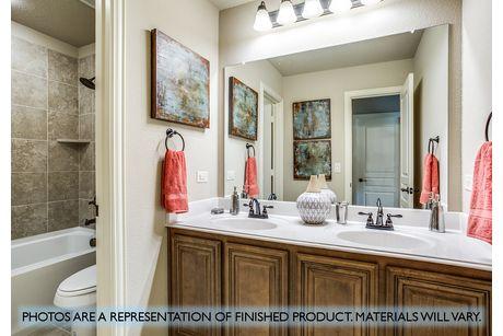 Bathroom-in-Dewberry II-at-Plantation & Oak Valley-in-Burleson