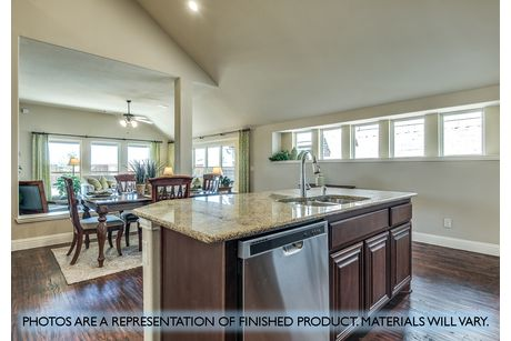 Greatroom-and-Dining-in-Dogwood-at-Plantation & Oak Valley-in-Burleson
