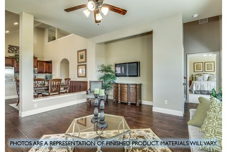 Greatroom-in-Dogwood-at-Plantation & Oak Valley-in-Burleson