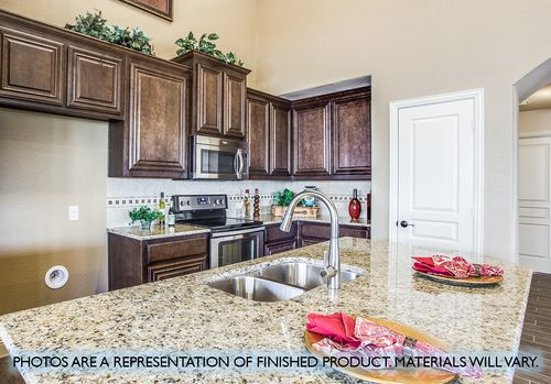 Kitchen-in-Dogwood III-at-Thomas Trail-in-Midlothian