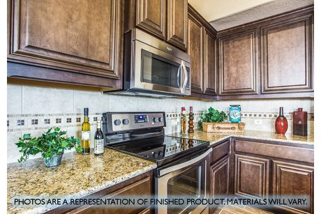 Kitchen-in-Dogwood III-at-Stone River-in-Royse City