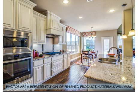 Kitchen-in-Magnolia II-at-Stone River-in-Royse City
