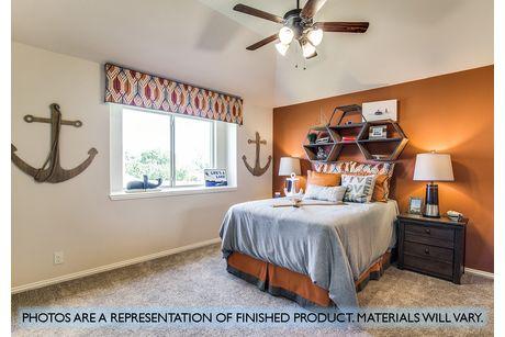 Bedroom-in-Primrose FE II-at-Plantation & Oak Valley-in-Burleson
