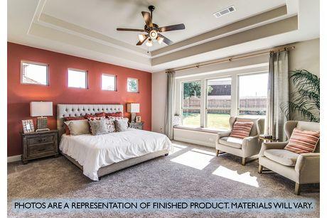 Bedroom-in-Primrose FE III-at-Plantation & Oak Valley-in-Burleson