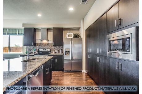 Kitchen-in-Redbud II-at-West Crossing-in-Anna