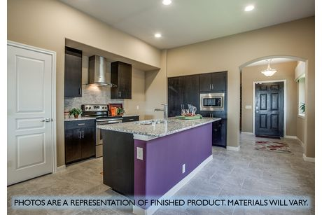 Kitchen-in-Willow II-at-Heartland-in-Forney