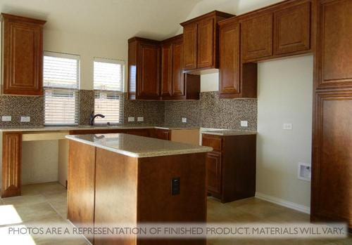 Kitchen-in-Paintbrush-at-West Crossing-in-Anna