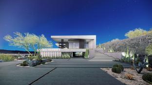 Draco - Equinox: Henderson, Nevada - Blue Heron
