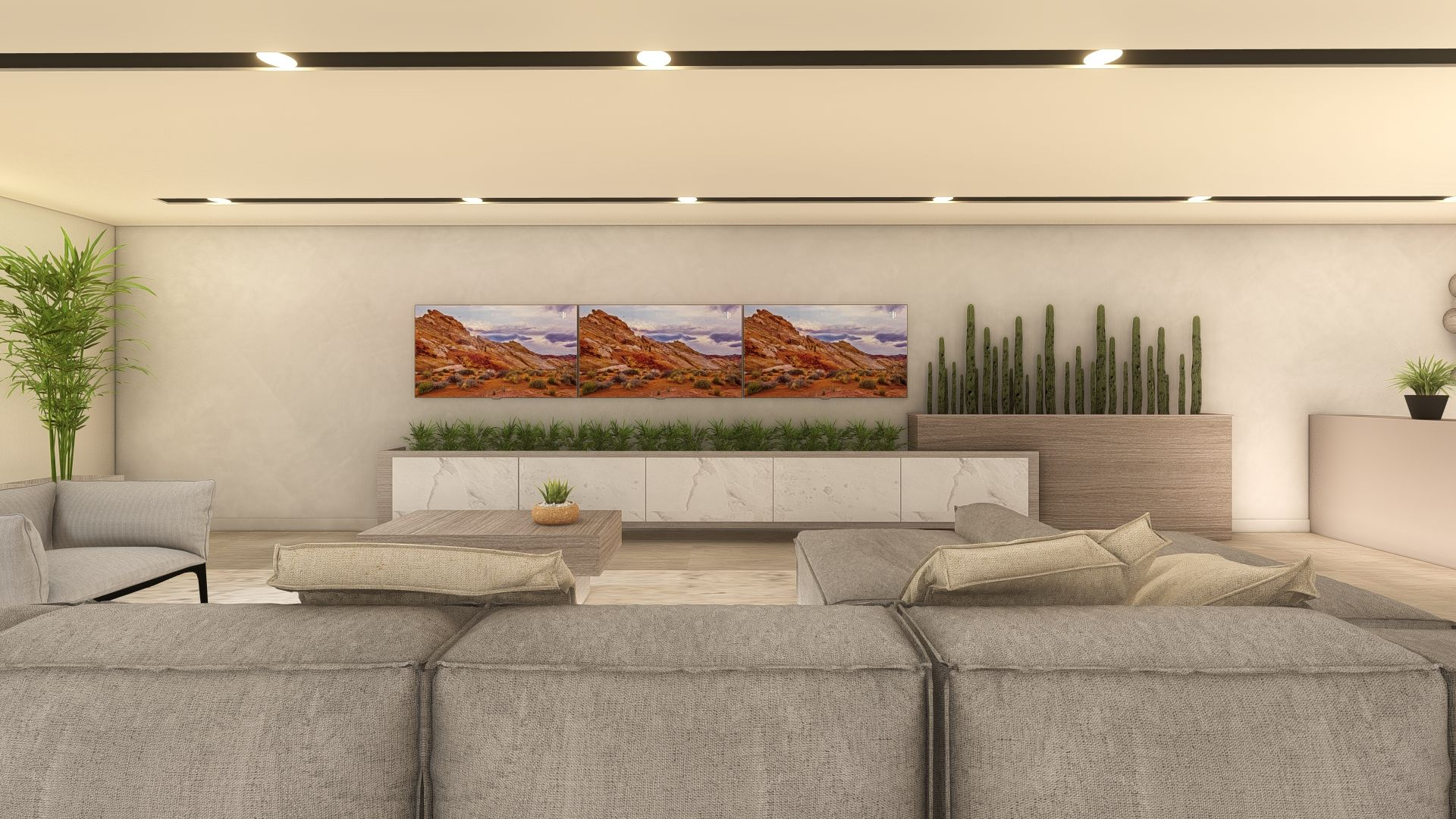 Living Area featured in the Apex By Blue Heron in Las Vegas, NV