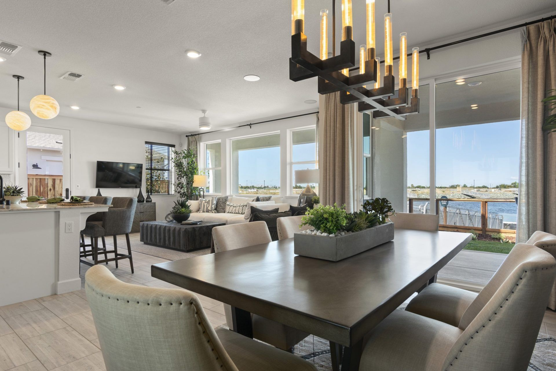 Living Area featured in the Azure By Blue Mountain Communities in Oakland-Alameda, CA