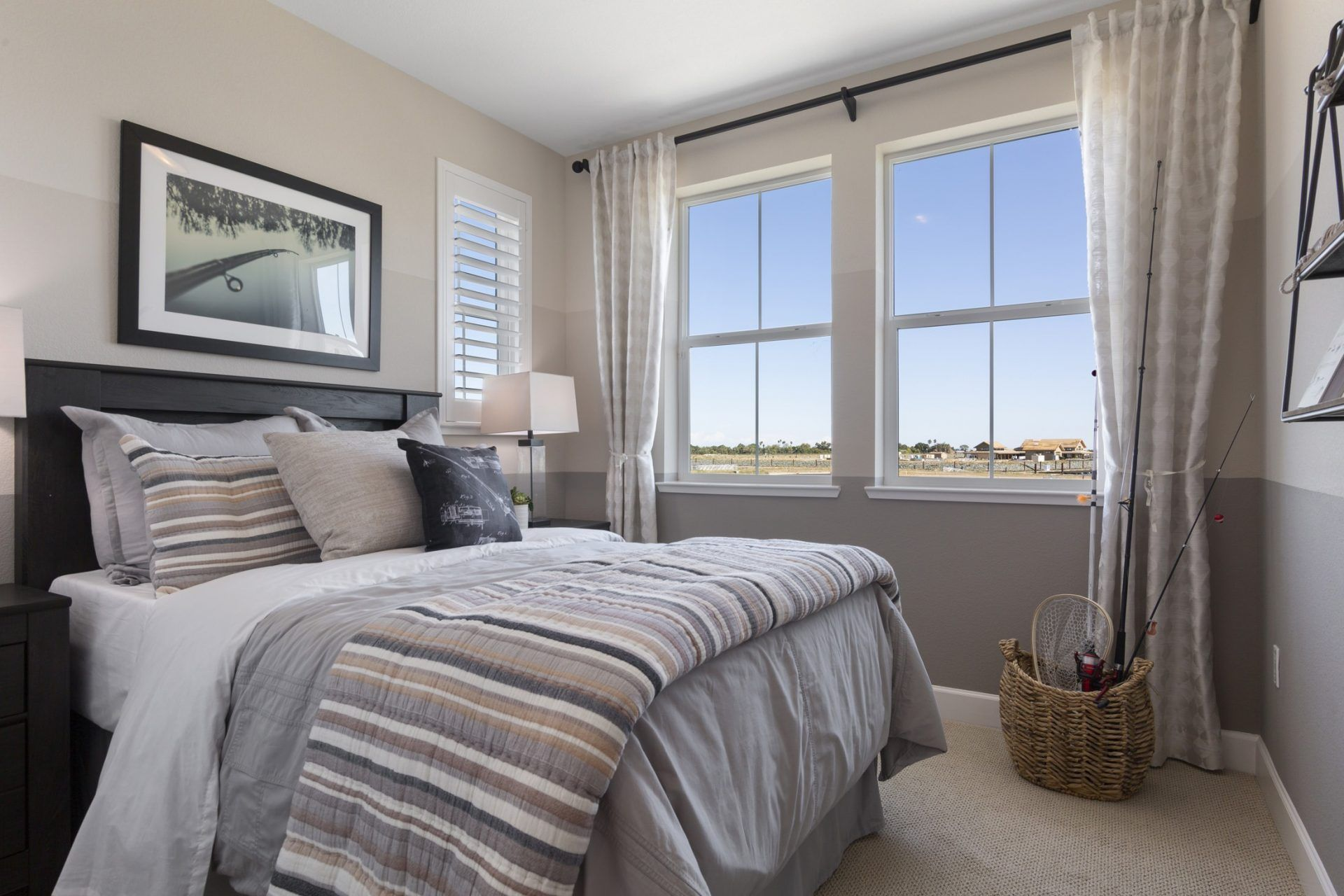 Bedroom featured in the Cyan By Blue Mountain Communities in Oakland-Alameda, CA
