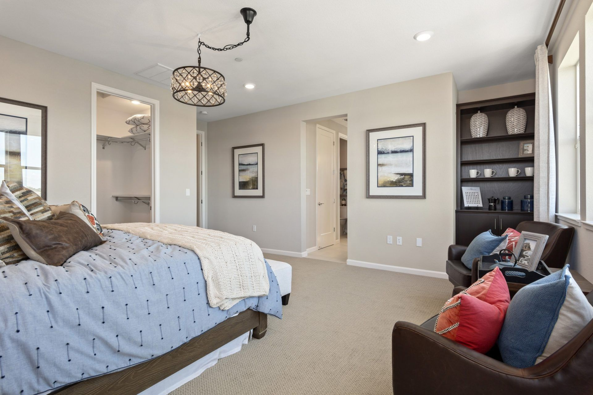 Bedroom featured in the Indigo By Blue Mountain Communities in Oakland-Alameda, CA